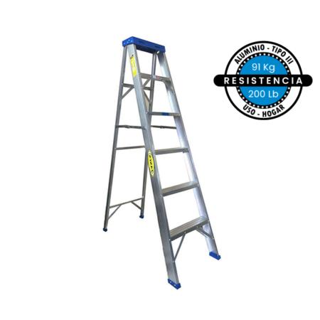 Escalera-Fanes-Tipo-III-Aluminio